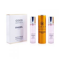 CHANEL Coco Mademoiselle 3x20 ml (Парфюмерная вода)