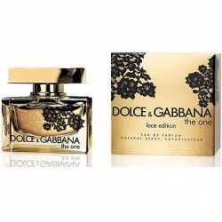 Dolce & Gabbana The One lace edition 75ml (Парфюмерная вода)