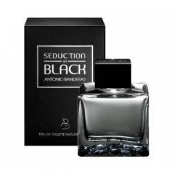 Antonio Banderas Seduction in Black 100ml (Туалетная вода)