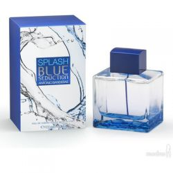 Antonio Banderas Splash Blue Seduction for men 100ml (Туалетная вода)