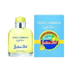 Dolce Gabbana Light Blue Pour Homme Italian Zest 125ml (Туалетная вода)
